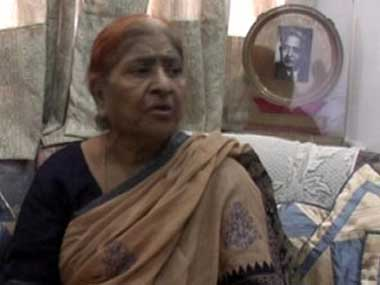 Zakia Jafri has fought a lone battle for years now. Image courtesy ibnlive.