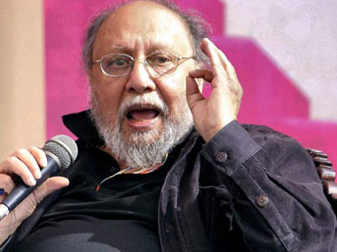 Ashis Nandy got into trouble after his remarks on caste and corruption in the Jaipur Lit Fest 2013. PTI.