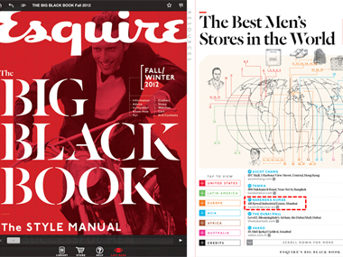 The affable designer made it to Esquire's Big Black Book of style this year, alongside fashion greats like Tom Ford, Brioni and Hermes as one of the world's top 56 menswear designer stores. Rubina A Khan/Firstpost