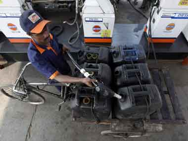 Respite for fuel retailers. Reuters
