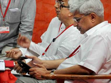 CPM to hold meeting with Bengals Congress leadership to discuss joint movement for 25 Nov bypolls in state