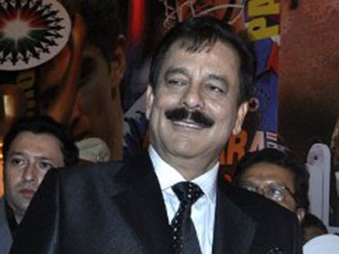 Sahara also said it had appealed the Supreme Court's December order to deposit additional money with the regulator and that a hearing is likely next week. AFP
