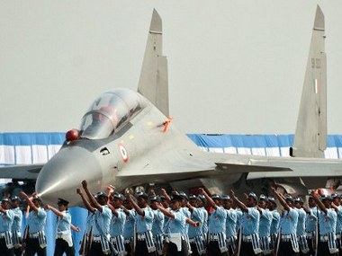 INDIA-DEFENCE-AIR FORCE-ANNIVERSARY