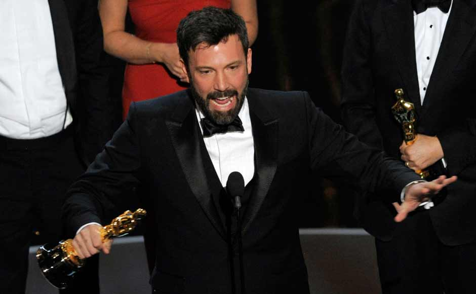 Images: The big winners at Oscars 2013