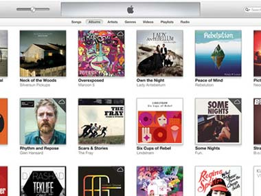 Screengrab from Apple iTunes store.