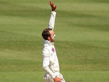 Nathan Lyon picked up five wickets. Getty