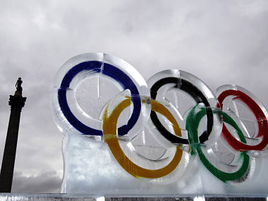 Indian officials will be meeting officials from the IOC. Reuters