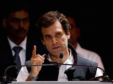 Rahul Gandhi should convince us that he is worthy of the Big Stage he is being offered today. PTI