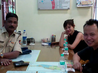 Dear Mumbai Police thank you for coffee and conversation
