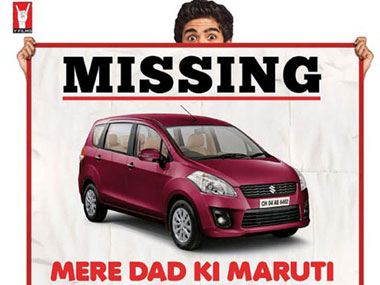 Movie Review Mere Dad Ki Maruti will make you smile but its no laugh riot