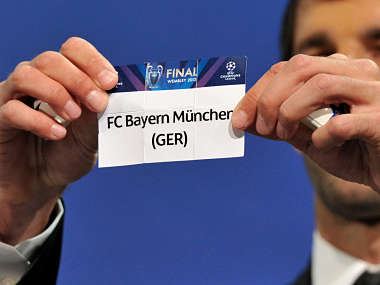 Bayern Munich have had an outstanding season. Getty Images