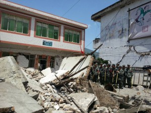 Earthquake in China 70 killed more than 2000 injured in Sichuan