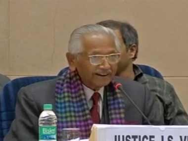 Architect of antirape law Justice JS Verma passes away aged 80