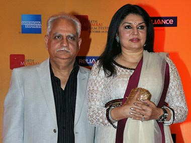 For him life is all cinema, cinema, cinema: Kiran on husband Ramesh Sippy