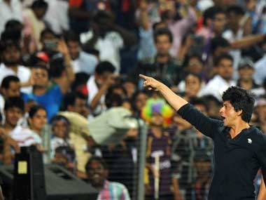 Shah Rukh Khan has figured out the secret to financial success in the IPL. AFP