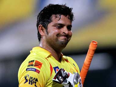Suresh Raina has been unstoppable in the IPL. PTI