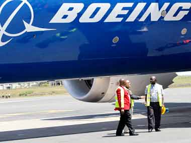 Boeing 787 had battery issues for a long time. Reuters.