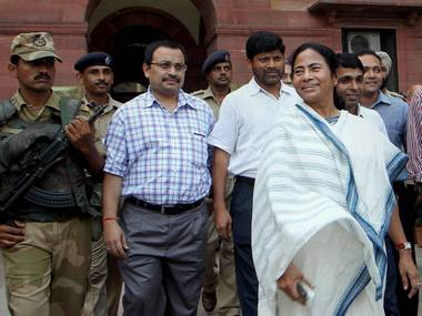Mamata orders closure of two chit fund companies. PTI.