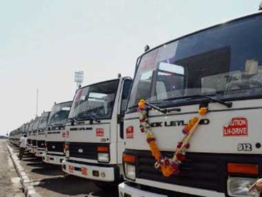 Ashok Leyland Q4 net profit falls by 42 to Rs 150 cr