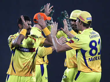 Dhoni and CSK have been steadily getting better. BCCI