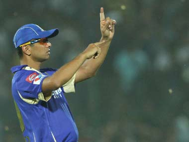 Can Rahul Dravid lead his troops to victory at the Wankhede? BCCI