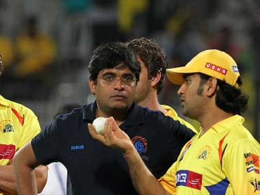Srinivasan for crickets sake go And take CSK with you