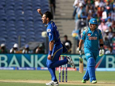 Mitchell Johnson has been Mumbai Indians best bowlers this season. BCCI