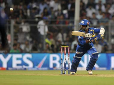 Dinesh Karthik has been one of the batting anchors for the Mumbai Indians. BCCI