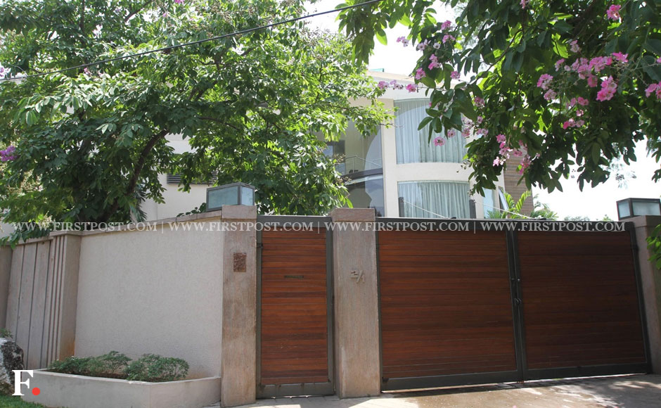 Gurunath Meiyappan was known to have close links with Vindoo Dara Singh. Seen here is his house. Firstpost.