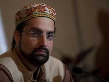Blaming Pakistan for Kashmir unrest is 'worn out and half-witted': Mirwaiz Farooq