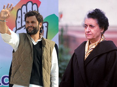 Behave or Ill turn into my granny Rahuls message to Congress