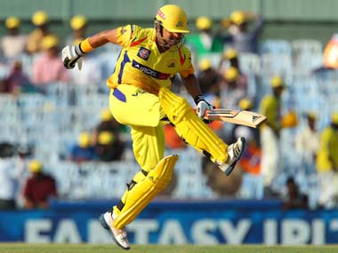 Raina has been part of CSK since the start of IPL. BCCI