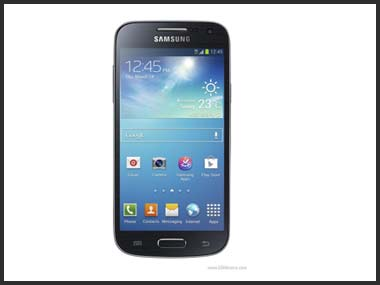 Official image of the S4 mini