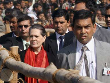 Should Sonia Gandhi be entitled to Z+ security? Reuters