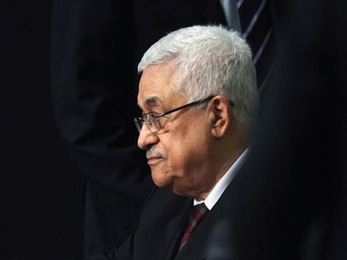 Palestinian President Mahmoud Abbas. Getty Images