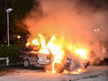 Swedens capital Stockholm shaken by second day of riots