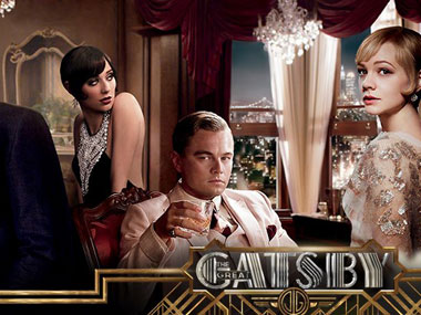 The Great Gatsby. Image: Facebook page