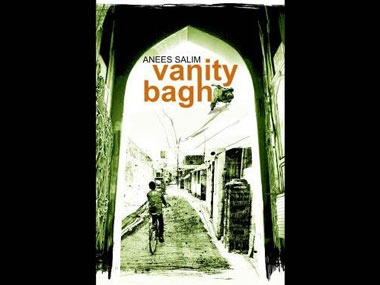 The cover of Vanity Bagh.