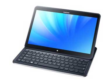 The Ativ Q tablet. Image by Samsung.