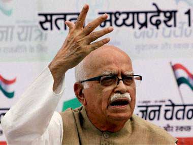 Advani hits back at Omar, says BJP always opposed special status ...