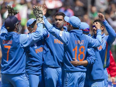 India have won all three of their games in the Champions Trophy. AP