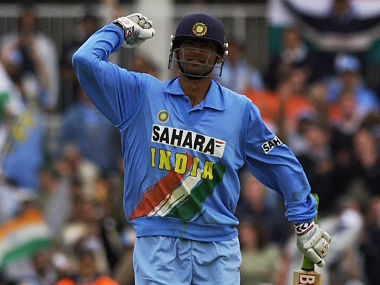 Kaif took India to victory with a brilliant knock. Getty Images