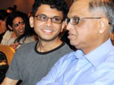 From Infosys EA to VP The mystery around Rohan Murthys designation