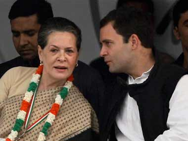 The new Congress line up will bear Rahul Gandhi's stamp. PTI