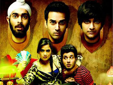 Fukrey Returns box office collection: Ali Fazal, Richa Chadha, Pulkit Samrat starrer crosses 40 cr mark