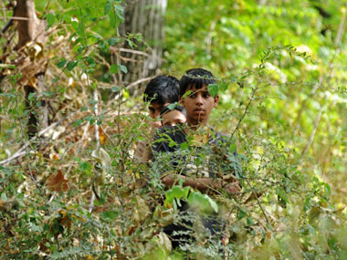 4400 acres of forest land still with encroachers