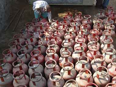 Incurring loss on LPG. Reuters