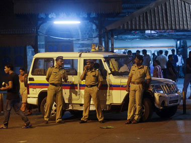 The Mumbai Police has been caught flatfooted in incident. Reuters