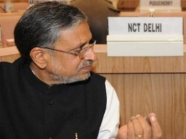 Giving the chairmanship of GST panel to the BJP leader was strategic for the Congress as it was banking on Modi to cut ice with the Opposition-ruled states.
