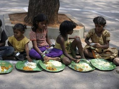 India slips in hunger index ranks: Nutrition not just about food but sanitation and access to health care too